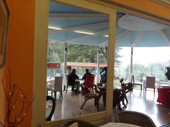 Quinta das Murtas: Breakfast place