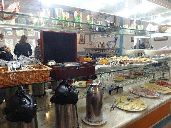 Quinta das Murtas: Breakfast