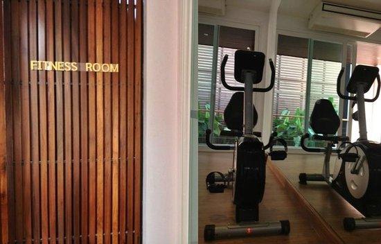 Le Patta: Fitness Room