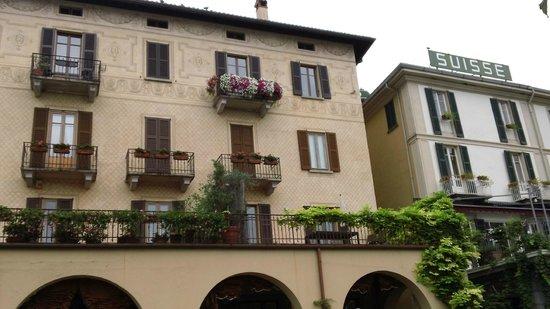 Hotel Silvio: La Terrazza building