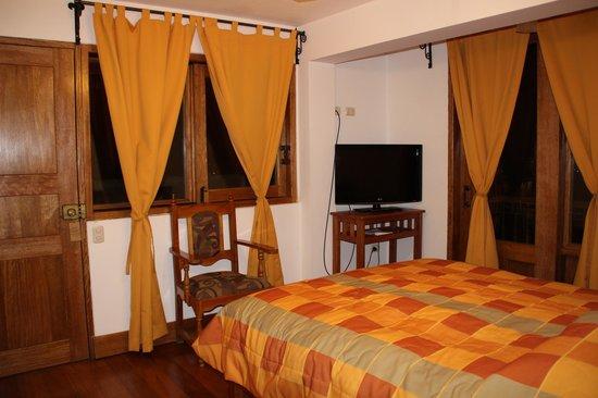 Amaru Colonial : Chambre supérieure #205