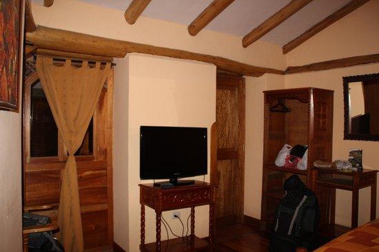 Amaru Colonial : Chambre standard #303