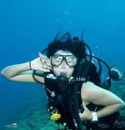 Oceanis Dive Center: Menies Bay