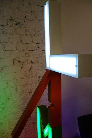 New Galata: Funny lamp