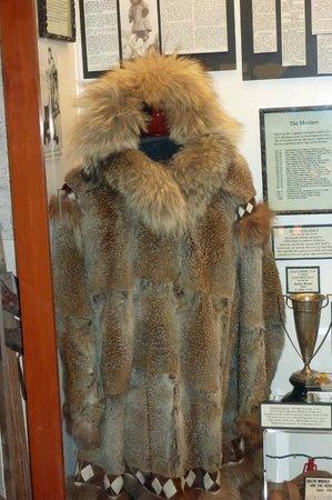 Nome, AK: Eskimo coat