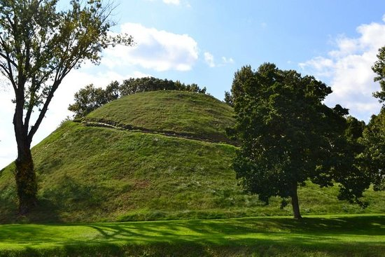 Grave Creek Mound Archaeological Complex