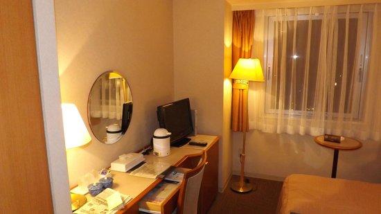 Hotel Okhotsk Palace: ツインルーム