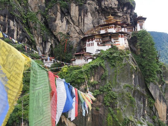 Taktsang Palphug Monastery: タクツァン僧院