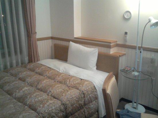 Toyoko Inn Busan Seomyeon: Одноместный номер