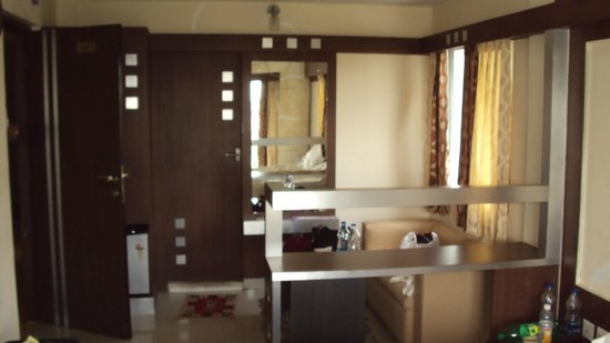 Hotel Royal Bengal Santiniketan: Room no. 301