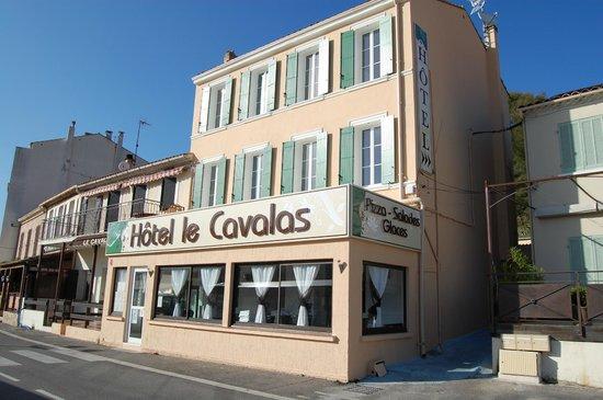Hotel Le Cavalas: hôtel