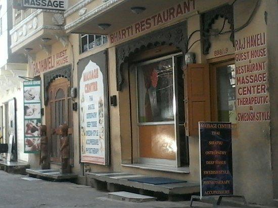 Bharti Massage Center