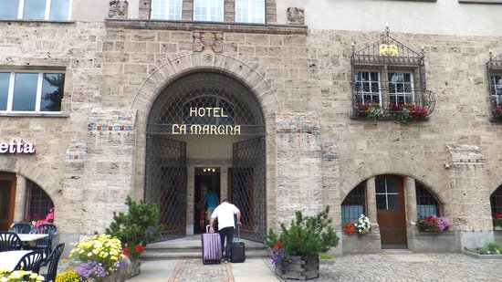 La Margna Swiss Quality Hotel : Hotel