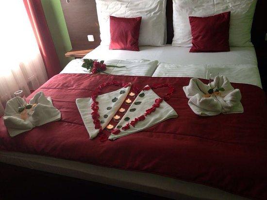 Hotel U Martina - Smichov: Our nice surprise