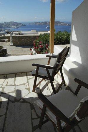 Agnandi Homes and Studios : Terrace