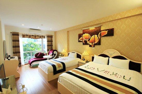 Splendid Star Boutique Hotel: Suite room