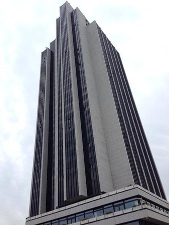Radisson Blu Hotel, Hamburg: flot