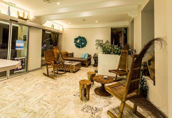 Hotel Esprit d'Azur: Il Foyer