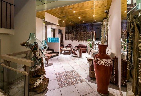 Hotel Esprit d'Azur: Locali comuni