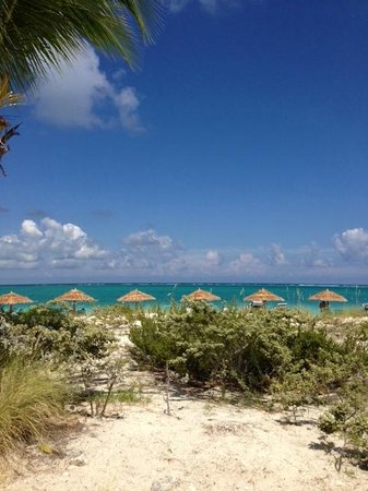 Sands at Grace Bay: Walk to beach