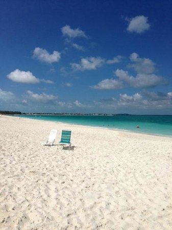 The Sands at Grace Bay: Beach view