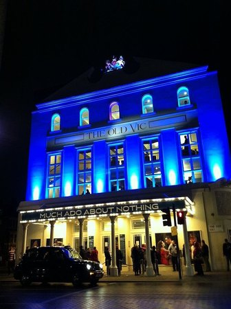 The Old Vic: exterior