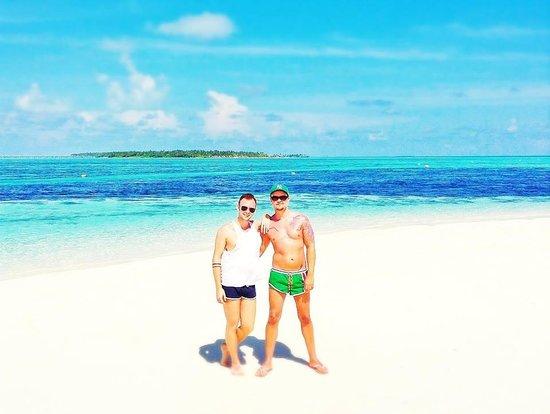 Holiday Island Resort & Spa: Strand