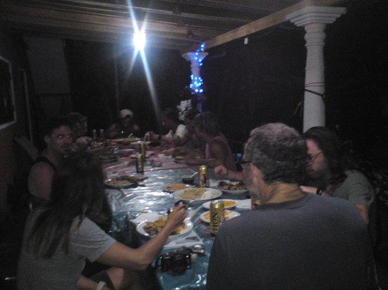 Plantation Surf Inn: special dinner ..