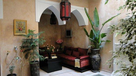 Riad Le Rubis: Photo d'intérieur