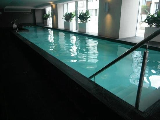 Sofitel Auckland Viaduct Harbour: swimming pool