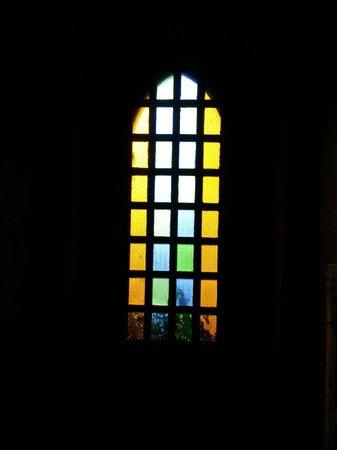 Riad Ain Khadra: View from ouside our room