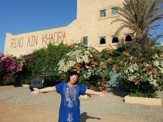 Riad Ain Khadra: Welcome to paradise