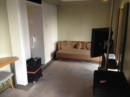 The Marmara Sisli: Hotel Room Interior