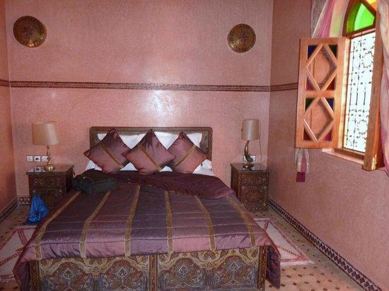 Riad Bab Agnaou & SPA : chambre