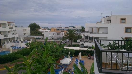 Apartamentos Casa Luis: balcony view