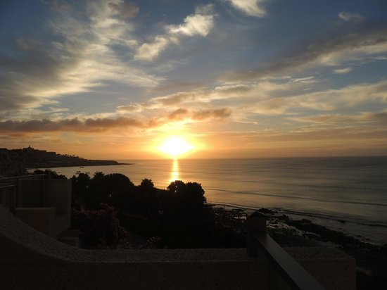 SBH Taro Beach: Good day sunshine - Sonnenaufgang