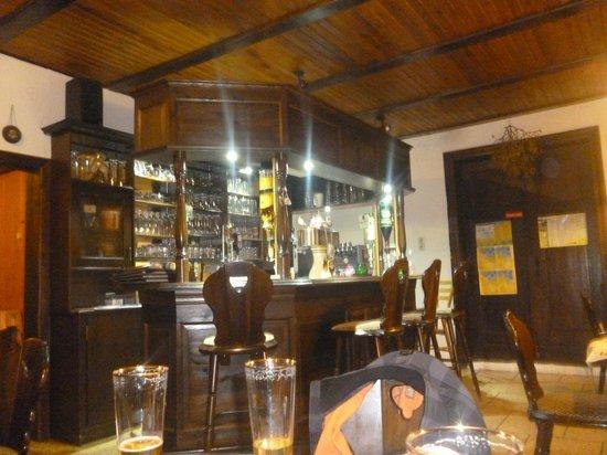 Pension & Gasthof Storchennest: Die kleine Kneipe
