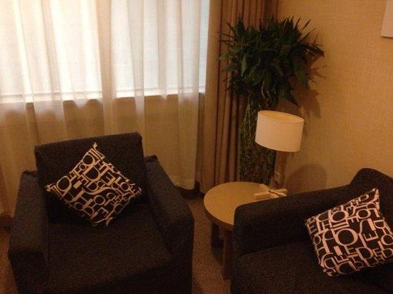 Xian Skytel Hotel: 2 bedroom apartment (7th floor) interior