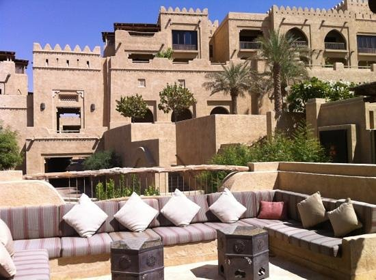 Qasr Al Sarab Desert Resort by Anantara: terrace room