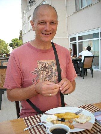 Sahil Butik Hotel : Ottima colazione