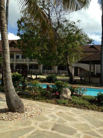 Amani Tiwi Beach Resort : Anlage