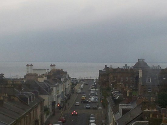 Mercure Ayr Hotel: View from room