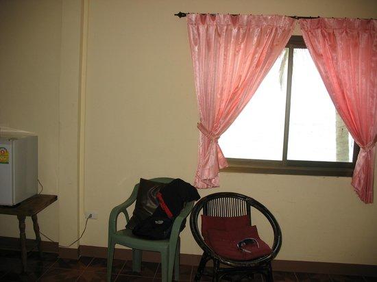Paradise Lamai Bungalow: Комната