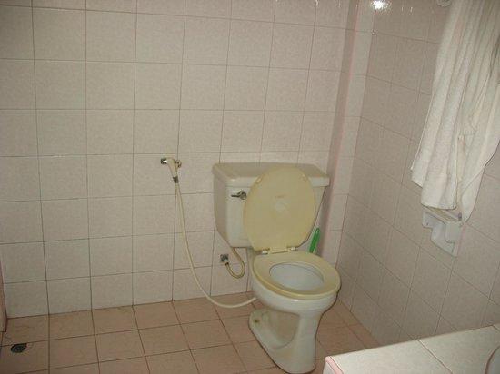 Paradise Lamai Bungalow: Туалет