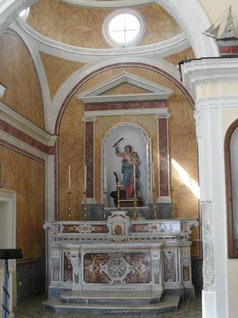 Chiesa del Soccorso : Altare