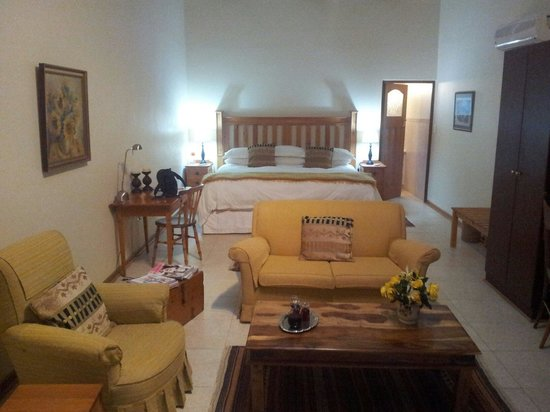 "Lupus Den Country House: Nice and big room with everything you need. ""Oriele"""