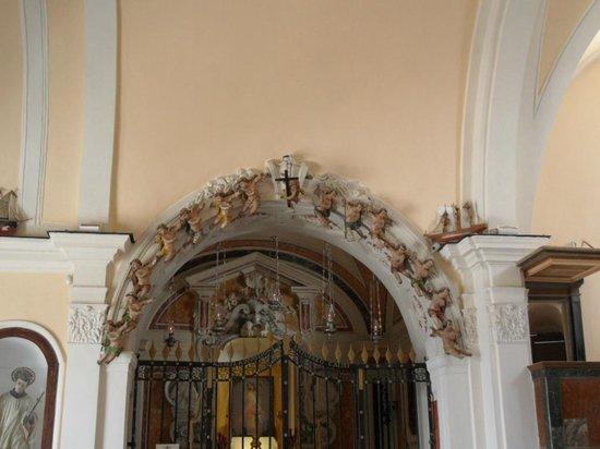 Chiesa del Soccorso : Angeli