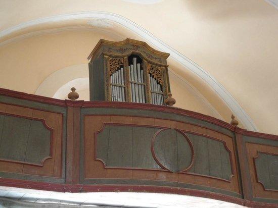 Chiesa del Soccorso : Organo