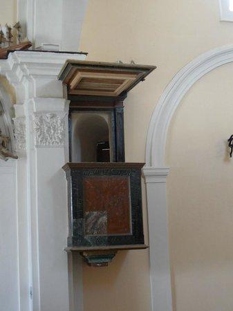 Chiesa del Soccorso : Pulpito