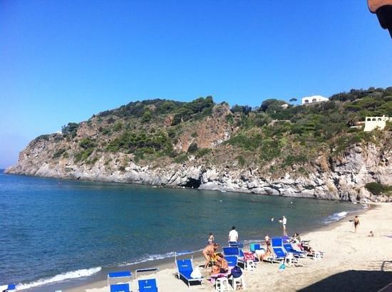 ristorante da Giovanni beach